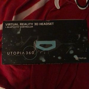 Accessories - Virtual reality headset